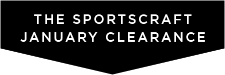 The Sportscraft January Clearance